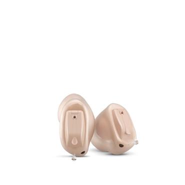 מכשירי שמיעה בתוך האוזן