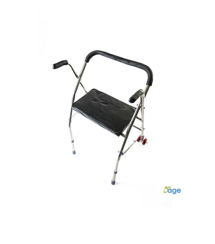 הליכון למבוגרים | הליכון לקשישים | הליכון למבוגרים עם כסא | הליכון מתקפל