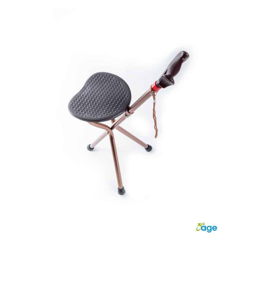 מקל הליכה | מקל הליכה מתקפל | מקל הליכה למבוגרים | מקל הליכה עם כסא מתקפל